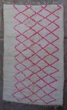 Azilal tapis rug AZ43097 beni ourain boucherouite berber rug