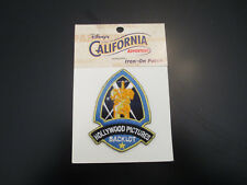 Disney Patch DCA Disney California Adventure Hollywood Pictures Backlot Patch