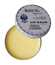 Barr-Co. Lip Balm in Tin - Vanilla and Oatmeal 0.8oz (22g)