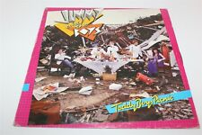 Jimmy & The Boys Teddy Boys Picnic LP Record Aussie New Wave Shock Rock Band 81