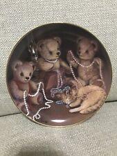 """Little Treasures� Franklin Mint HeirloomBy Sue Willis Ha1081 Plate"