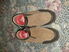 Wrangler Men's Brown Casual Slip-on Hiking Shoes Size 9 And 1/2