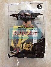 ☀️ NEW Lego Batman Movie Robin Catwoman Tin McDonalds Toy Cake Topper