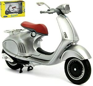Collection Models vespa 946 motorcycle Scale 1:18 vehicles New Motor Bike New