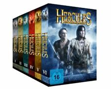 Hercules - The Legendary Journeys Complete Seasons 1+2+3+4+5+6 1-6 NEW UK R2 DVD