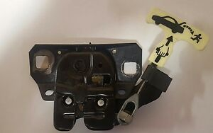Trunk Latch - OEM GM Emergency Release Handle