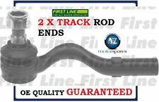 FOR MERCEDES E200 E220 E230 E240 E250 E270 1995-2002 2 OUTER TIE TRACK Rod END