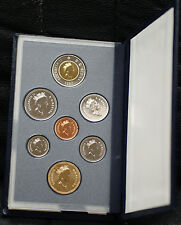 1997 Canada 6 Piece Specimen Set- All BU Coins- In Presentation Case