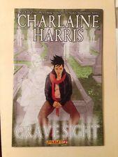 GRAVE SIGHT #2 NM CHARLAINE HARRIS (TRUE BLOOD  SOOKIE STACKHOUSE)