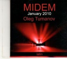 (DH361) Oleg Tumanov, Midem January 2010 - DJ CD