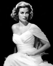 Film Actress GRACE KELLY Glossy 8x10 Photo Princess consort of Monaco Poster