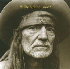 1 CENT CD Spirit - Willie Nelson