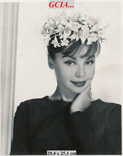 L.CARON - M.G.M. - GABY - CARTOLINE- 1956 - Orchidées