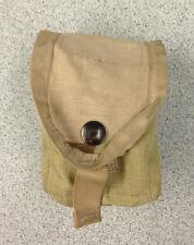 Hand Grenade pouch Desert camo Molle II NSN 8465-01-491-7431
