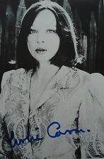 Leslie Caron __ original autógrafo __ Golden Girl _ chocolat...