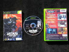 JEU Microsoft XBOX : BATMAN VENGEANCE (UbiSoft COMPLET envoi suivi)