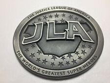 JLA  Pewter Paperweight Justice League of America 1997 DC Comics,NIB.
