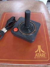 ATARI 2600 5200 7800 9 PIN D ORIGINAL VINTAGE JOYSTICK CONTROLLER CLASSIC RETRO