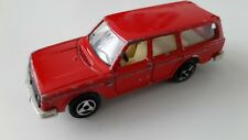 Majorette no.220 Volvo 245 DL red scale 1/60