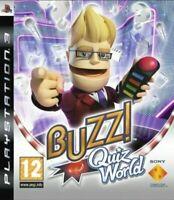 Buzz Quiz World - Playstation 3 PS3