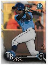 2016 BOWMAN CHROME DRAFT - REFRACTOR - PROSPECT - LUCIUS FOX