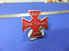 vtg badge jma long service award Maltese cross