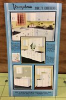 1940 Youngstown Pressed Steel Dishwasher Kitchen Brochure FREE SHIPPING  INV-B16