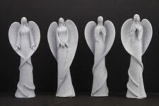 moderne deko skulpturen statuen mit engel motiv ebay. Black Bedroom Furniture Sets. Home Design Ideas