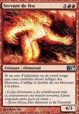 ▼▲▼ Servant de feu (Fire Servant) M11 2011 #137 VF Magic