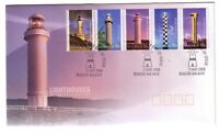 "2006 FDC Australia. Lighthouses of the 20th Century. Pict.FDI  ""BEACON"""