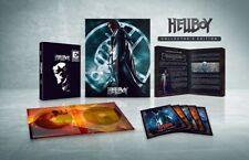 Hellboy 4K UHD Cine Edition ( Directors Cut) +Blu Ray / WORLDWIDE SHIPPING
