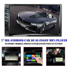 New listing Android 7 inch Car Mp5 Hd Touch Screen Player 1080P Fm Bluetooth Reversing Image