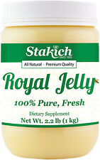 1kg 2.2lb 100% PURE NATURAL FRESH ROYAL JELLY HIGH STRENGTH MAXIMUM BEE POTENCY