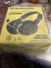 SteelSeries Arctis 1 Wireless Gaming Headset - Cyberpunk Edition Netrunner