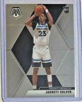 Jarrett Culver rookie 2019-20 Panini Mosaic #201 - Minnesota Timberwolves
