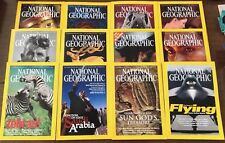 National Geographic Magazines - 2003 - American Edition