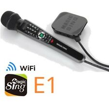 Magic Sing E1 Streaming WiFi Karaoke Mic Free 12000 Popular English Songs