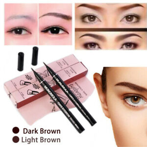 7 Days Eyebrow Pen Tattoo Eye Liner Makeup Long Lasting Semi Permanent Make Up