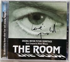 THE ROOM OST SOUNDTRACK CD SIGNED BY Tommy Wiseau