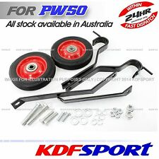 KDF TRAINING WHEELS PW PY 50 BIKE TRAIN SIDE 50CC FOR YAMAHA PW50 PY50 PEEWEE