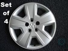 "Chrysler Dodge Caliber 17"" Genuine Hubcaps (set of 4)"