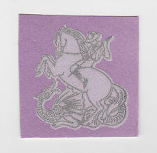 1980's SCOUTS OF HONG KONG - HK ST GEORGE'S DAY RALLY OFFICIAL SCOUT STICKER (P)