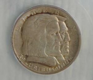 1936 Long Island Commemorative Silver Half Dollar ~ ICG MS66+, NICE!!!