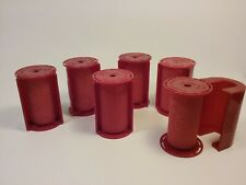 Richard Caruso Molecular Steam Hot Rollers Curlers 6 Jumbo Large Replacements