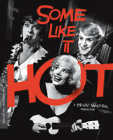 Some Like It Hot (Criterion Collection) [New Blu-ray] 4K Mastering, Restored,