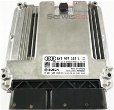 COMPUTER ECU AUDI A4 2.0 TFSI 0261S04866 8K2907115L  / WARRANTY