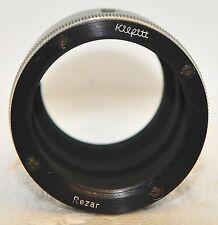 Kilfitt Zoomar REZAR Adapter for Arriflex Cameras
