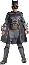 Kids Deluxe Tactical Batman Costume Superhero Size Large 12-14