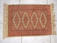 Antique Bokhara Carpet Prayer Rug Very Good Condition
