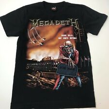 Megadeth Peace Sells But Who's Buying Rock T Shirt Small